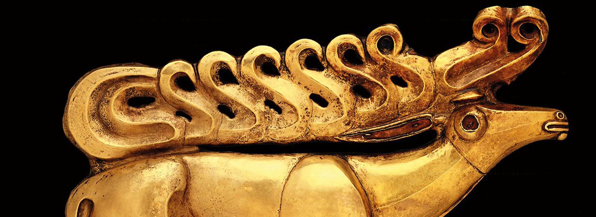 GOLD. THE MYSTERY OF THE SARMATIANS AND SHIITES