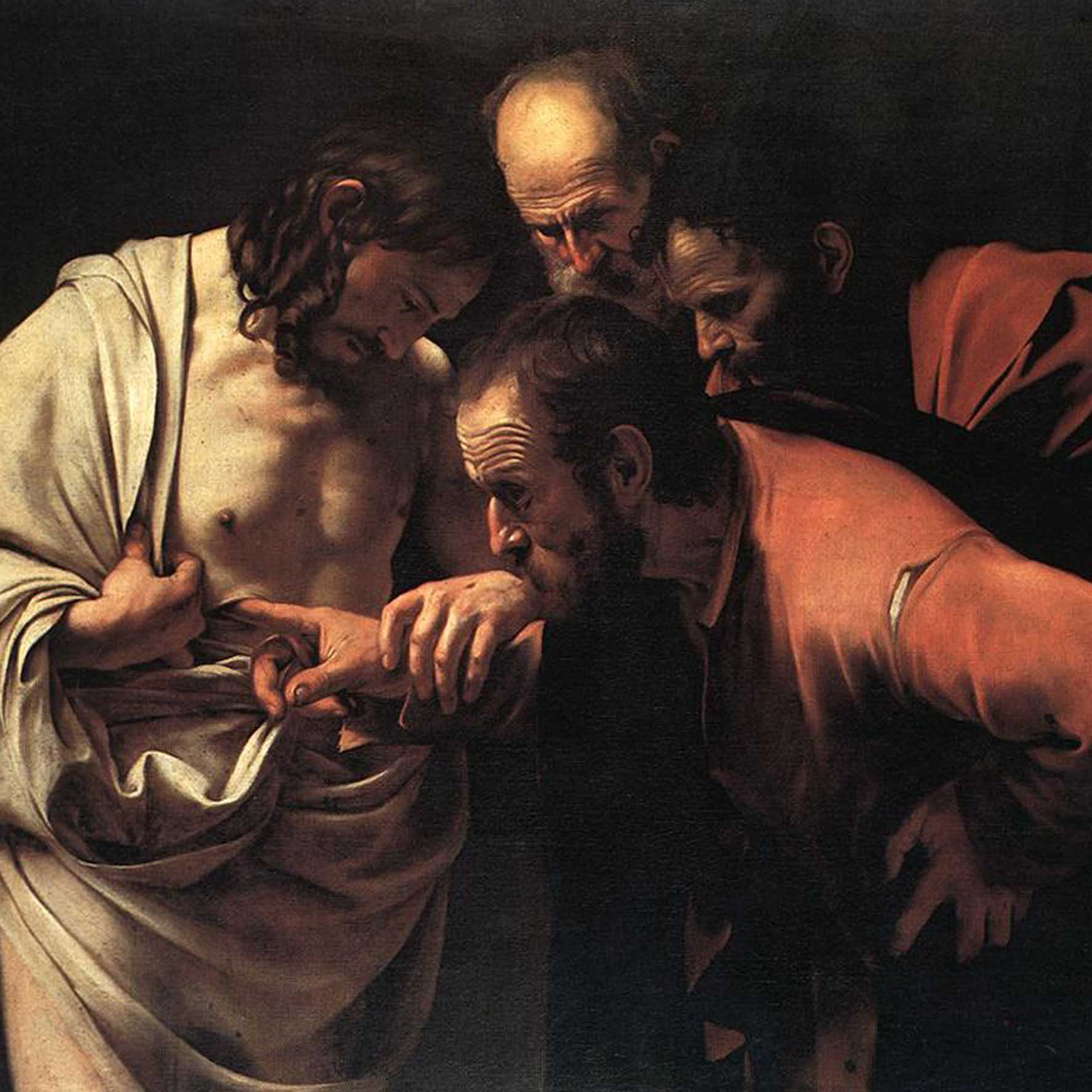 CARAVAGGIO AND THE GIUSTINIANI COLLECTION