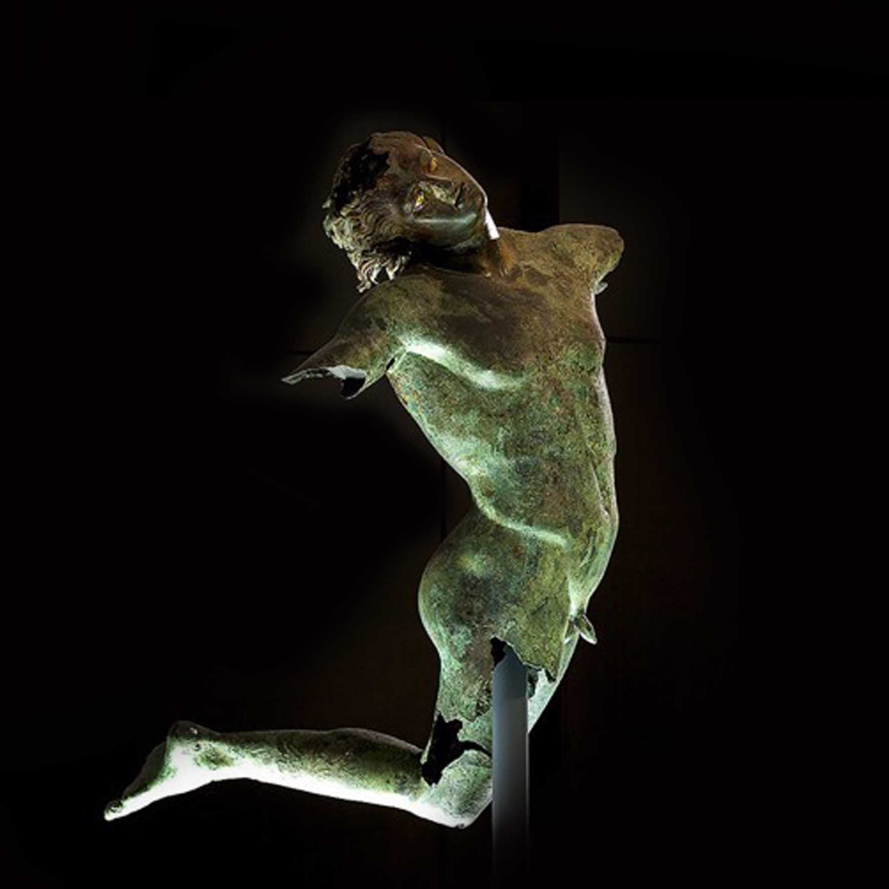 THE DANCING SATYR