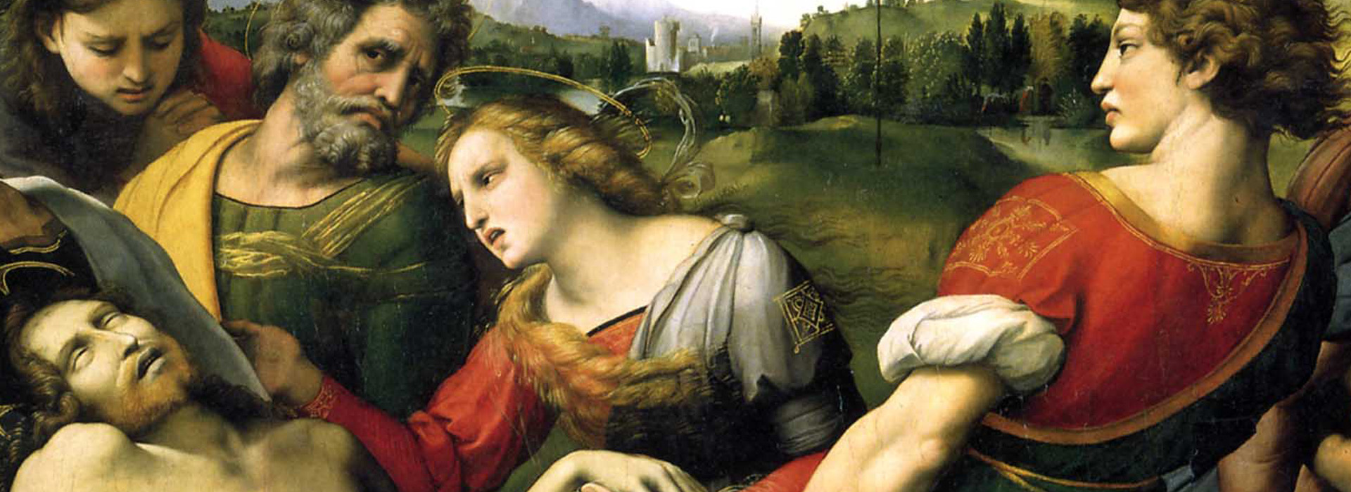 RAPHAEL FROM FLORENCE TO ROME