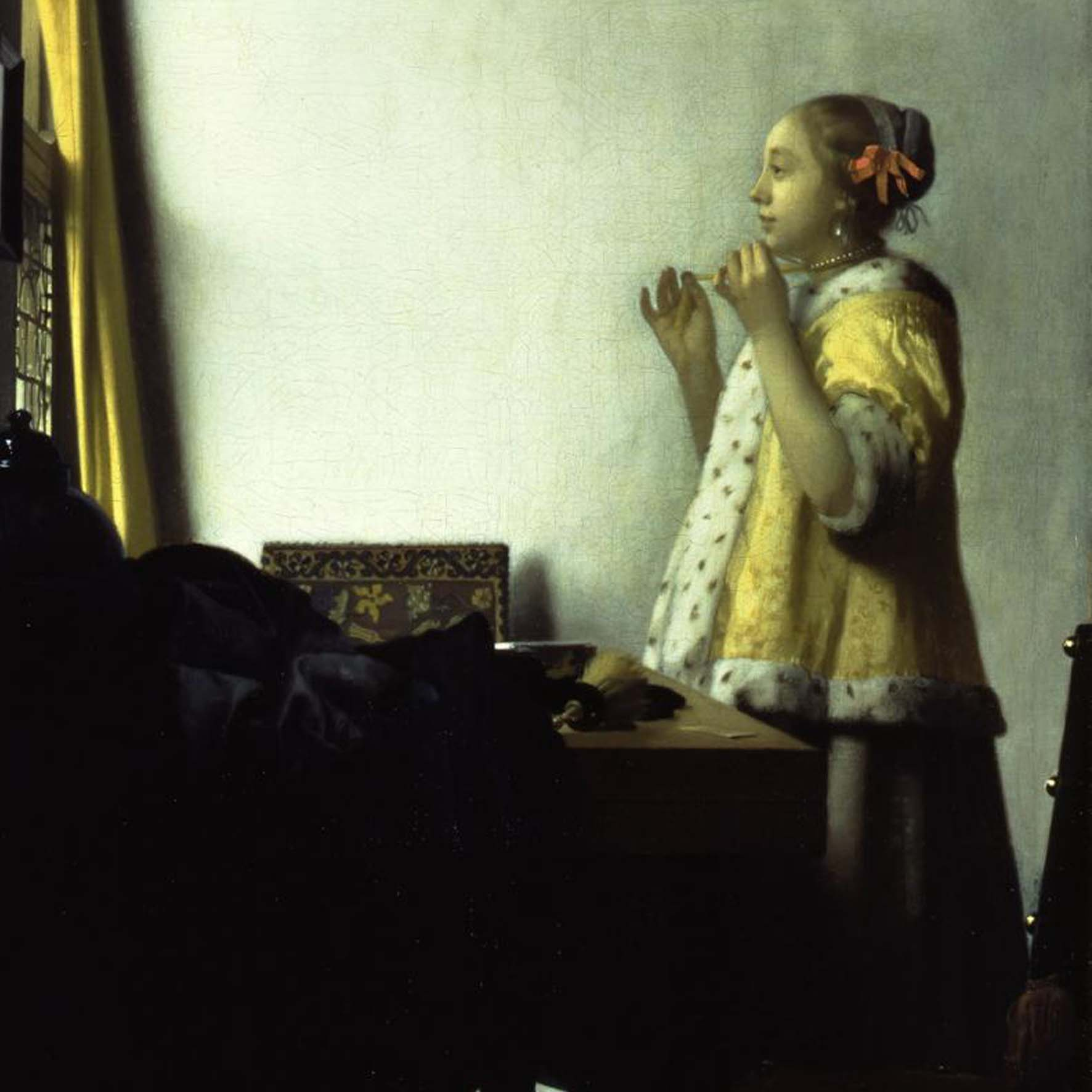 FROM REMBRANDT TO VERMEER